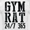 Gym Rat - Men's T-Shirt