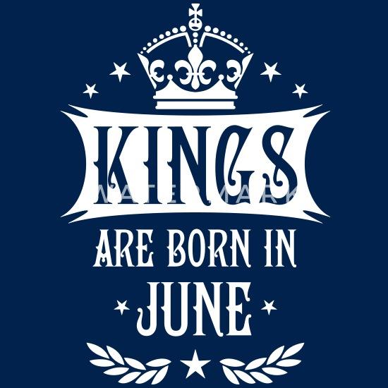 087e1da87 Design. Front. Front. Back. Back. Design. Front. Front. Back. Design.  Front. Front. Back. Back. Born T-Shirts - 17 Kings are born in June King  Happy ...