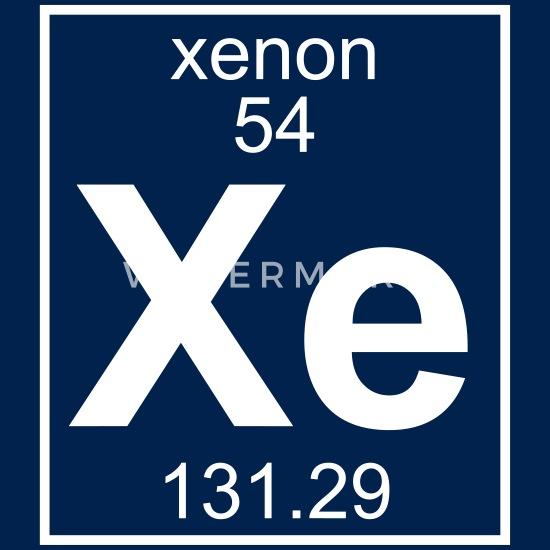 31c83bf83 Element 54 - Xe (xenon) - Full Men's T-Shirt | Spreadshirt