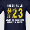 Gibbs's Rules 23 - Men's T-Shirt