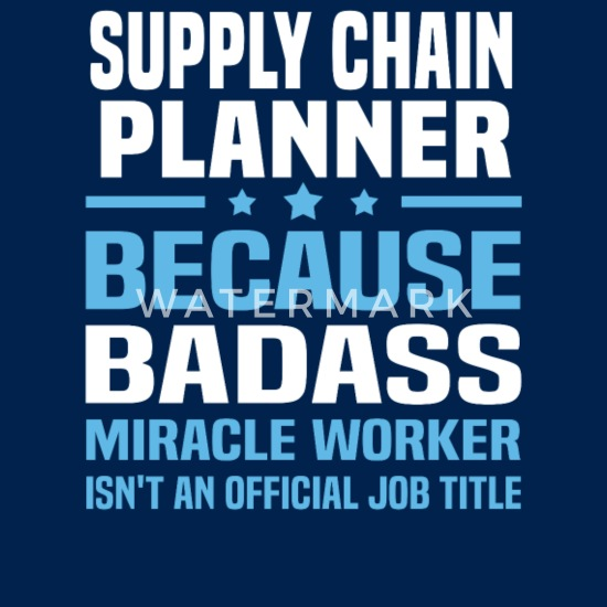 Supply Chain Planner Men's T-Shirt | Spreadshirt