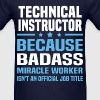 Technical Instructor - Men's T-Shirt