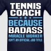 Tennis Coach - Men's T-Shirt