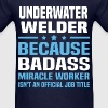 Underwater Welder - Men's T-Shirt
