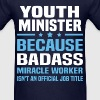 Youth Minister - Men's T-Shirt