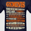 Geminis Difficult Ones To Understand Zodiac Tshirt - Men's T-Shirt