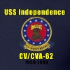 USS Independence Design - Men's T-Shirt