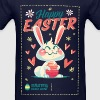 happy easter poster 231 - Men's T-Shirt
