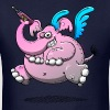 Delirium Tremens Elephant - Men's T-Shirt