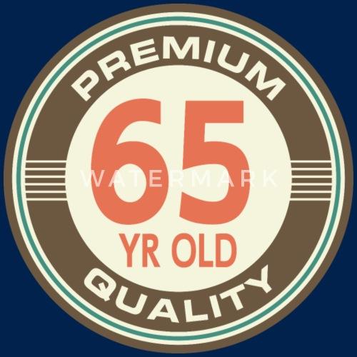 65th Birthday Funny 65 Year Old Mens T Shirt