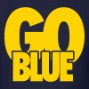Go Blue - Men's T-Shirt