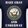 US Navy Don't Give Up The Ship Shirt - Men's T-Shirt