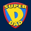 Super Dad Father's Day - Men's T-Shirt