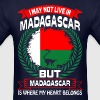 Madagascar Is Where My Heart Belongs Country Tees - Men's T-Shirt