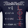 All You Need Is Love - Men's T-Shirt