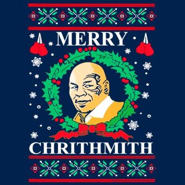 af4aacd1b25 Mike Tyson Christmas Card - Christmas Decor and Lights