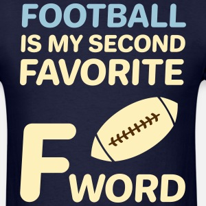 Funny Football Is My Second Favorite F Word