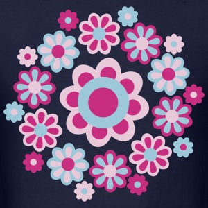 Floral Mandala by Cheerful Madness!!
