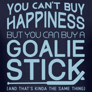 You Can't Buy Happiness (Hockey Goalie)