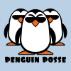 Penguin Posse - Men's T-Shirt