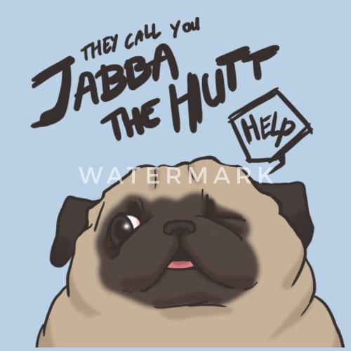 Jabba The Hutt Men's T-Shirt