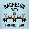 Bachelor Party Drinking Team (PNG / 4C) - Men's T-Shirt