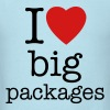 Big packages Christmas t-shirts - Men's T-Shirt