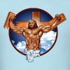 Come at me bro jesus - Men's T-Shirt