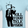 Kill Your Television VECTOR - Men's T-Shirt