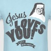 Classic Mother Angelica Dark - Men's T-Shirt