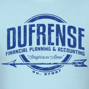 Dufrense Financial Planning and Accounting - Men's T-Shirt