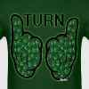 TurnUp Mickey Mouse Dope Hands | WIZ KHALIFA - Men's T-Shirt