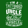 TATTOOED UNCLE - Men's T-Shirt
