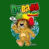 Dready bear - Men's T-Shirt