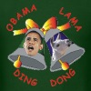 Obama Lama Ding Dong - Men's T-Shirt