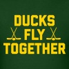 Ducks Fly Together - Men's T-Shirt