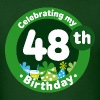 48th Birthday Party - Men's T-Shirt