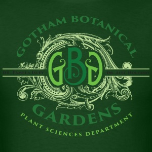 Gotham Botanical Gardens - Men's T-Shirt