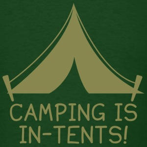 Camping Is In-Tents!