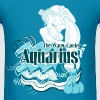 Aquarius The Water Bearer - Men's T-Shirt