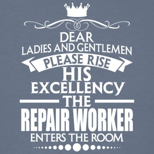 REPAIR WORKER - EXCELLENCY - Men's T-Shirt