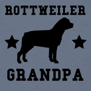 Rottweiler Grandpa - Men's T-Shirt