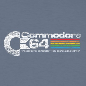 Commodore64 - Men's T-Shirt