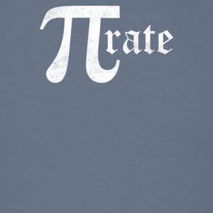 Pirate Pi Math - Men's T-Shirt