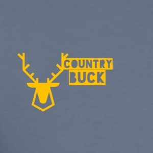 Country Buck - Men's T-Shirt