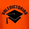 Valedictorian Graduation - Men's T-Shirt