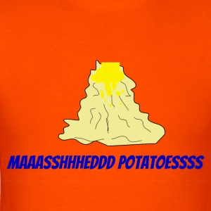 Mashed Potatoes - Men's T-Shirt