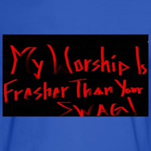 My Worship - Men's Long Sleeve T-Shirt