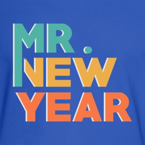 New years eve: Mr. New Year gift tee - Men's Long Sleeve T-Shirt