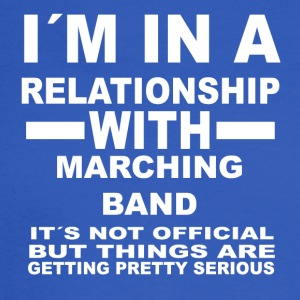 relationship with MARCHING BAND - Men's Long Sleeve T-Shirt